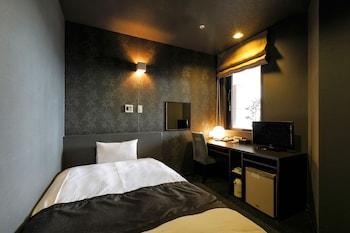 モデレートシングルルーム 喫煙可|14㎡|和歌山アーバンホテル