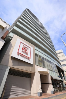 KOBE MOTOMACHI TOKYU REI HOTEL Property Entrance