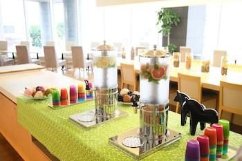 KOBE MOTOMACHI TOKYU REI HOTEL Breakfast Area
