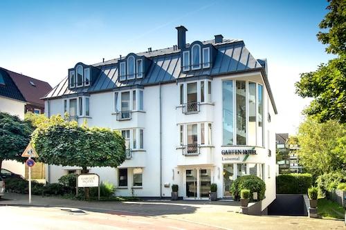 Gartenhotel Luisental, Mülheim an der Ruhr