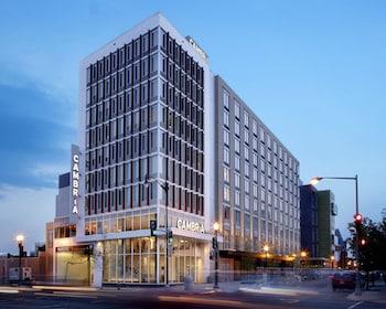 Exterior at Cambria Hotel Washington, D.C. Convention Center in Washington