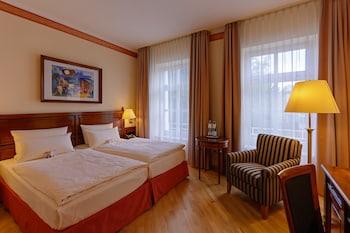 貝斯特韋斯特恩格斯伯格花園飯店 Best Western Premier Parkhotel Engelsburg