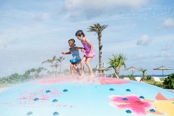 お子様用プール