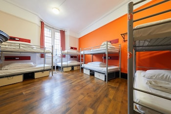 Private 8 Bed Dorm with Shared Bathroom