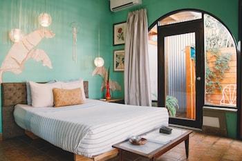 Superior Double Room, 1 Queen Bed, Terrace