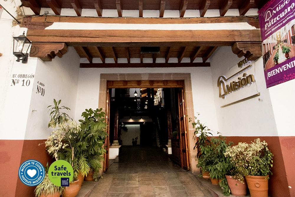 Mision Pátzcuaro Centro Histórico, Imagen destacada