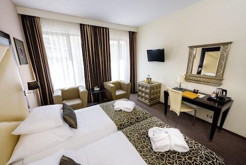 Grandior Hotel Prague, Praha 1