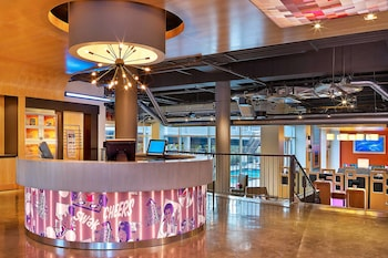 Hotel - Aloft Oklahoma City Downtown - Bricktown