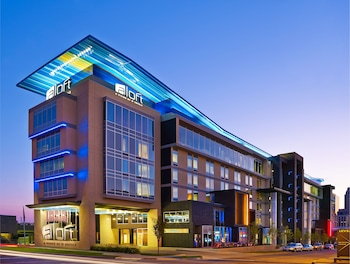 Aloft Oklahoma City Downtown - Bricktown photo