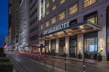 休斯頓市中心 JW 萬豪酒店 JW Marriott Houston Downtown