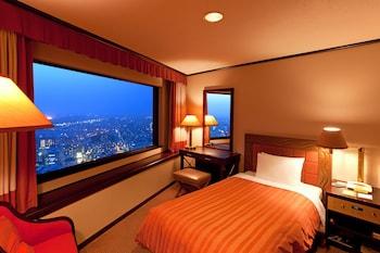 スタンダード シングルルーム 禁煙 オークラアクトシティホテル浜松