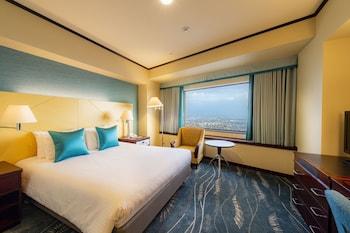 Premier Tek Büyük Yataklı Oda, Sigara İçilmez (upper Premier Comfort Floor)