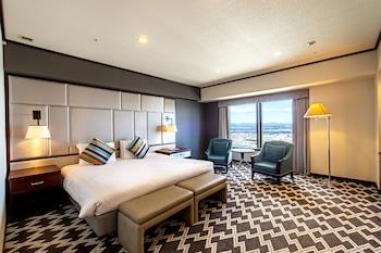 Premium Tek Büyük Yataklı Oda, Sigara İçilmez, Köşe (comfort Floor)
