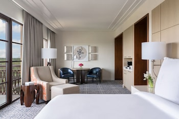 Room, 2 Queen Beds, Accessible, View (Golden Oak)