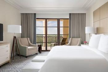 Suite, 1 King Bed, Park View