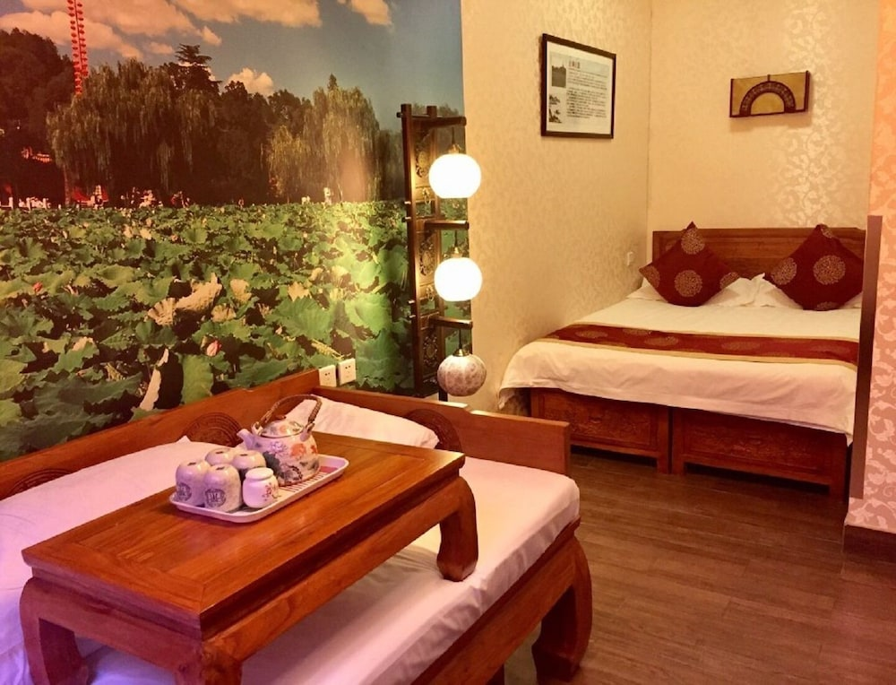 161 ラマ テンプル コートヤード ホテル (北京 161 酒店-雍和宮四合院店)