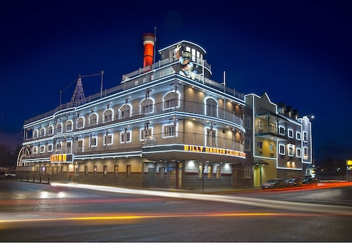 . Billy Barker Casino Hotel