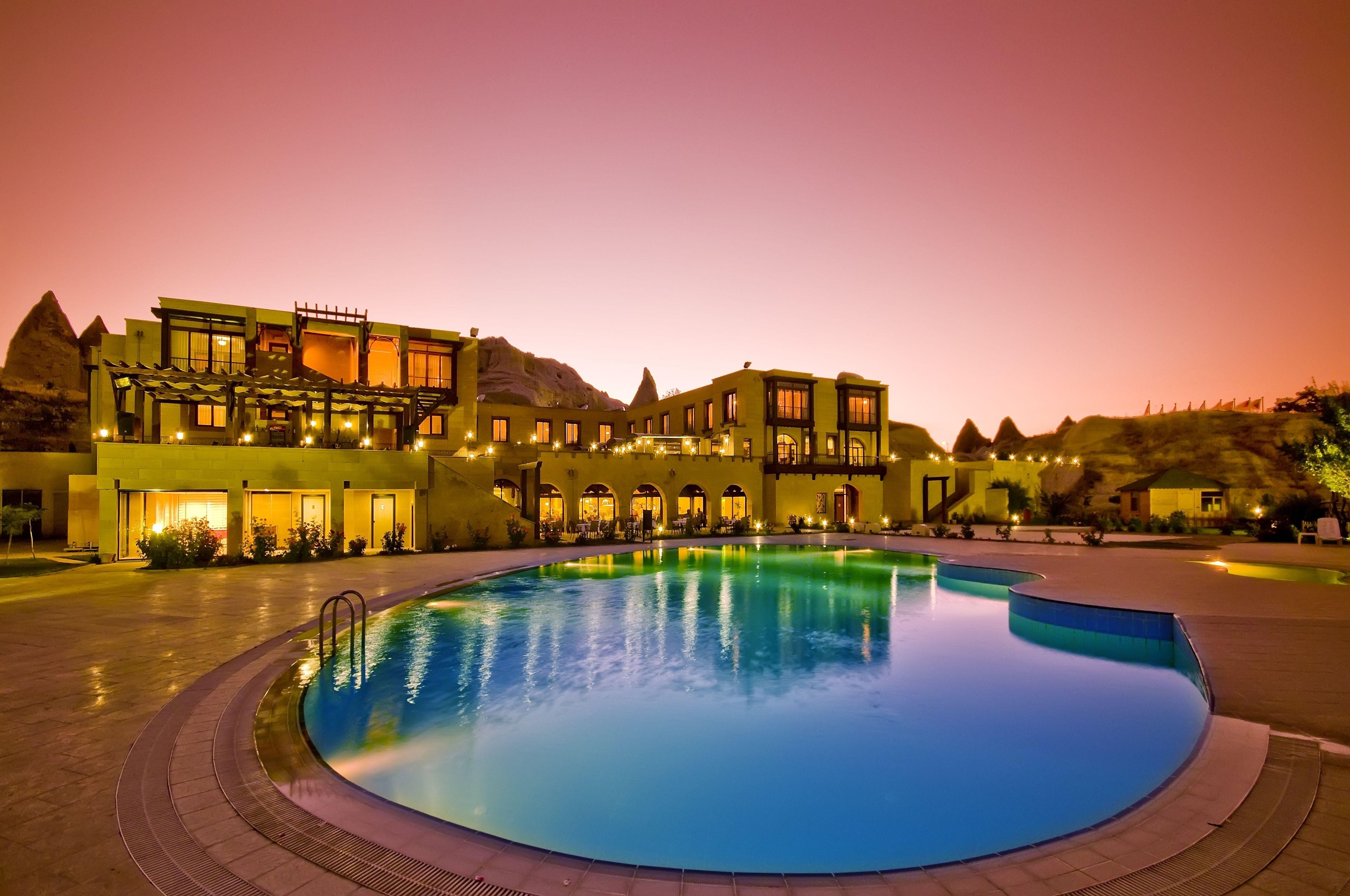 Tourist Resort Cappadocia