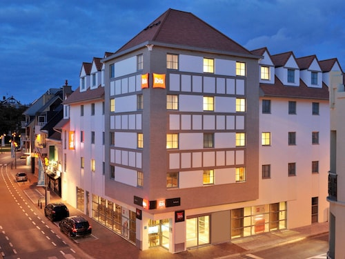. Hotel ibis De Panne