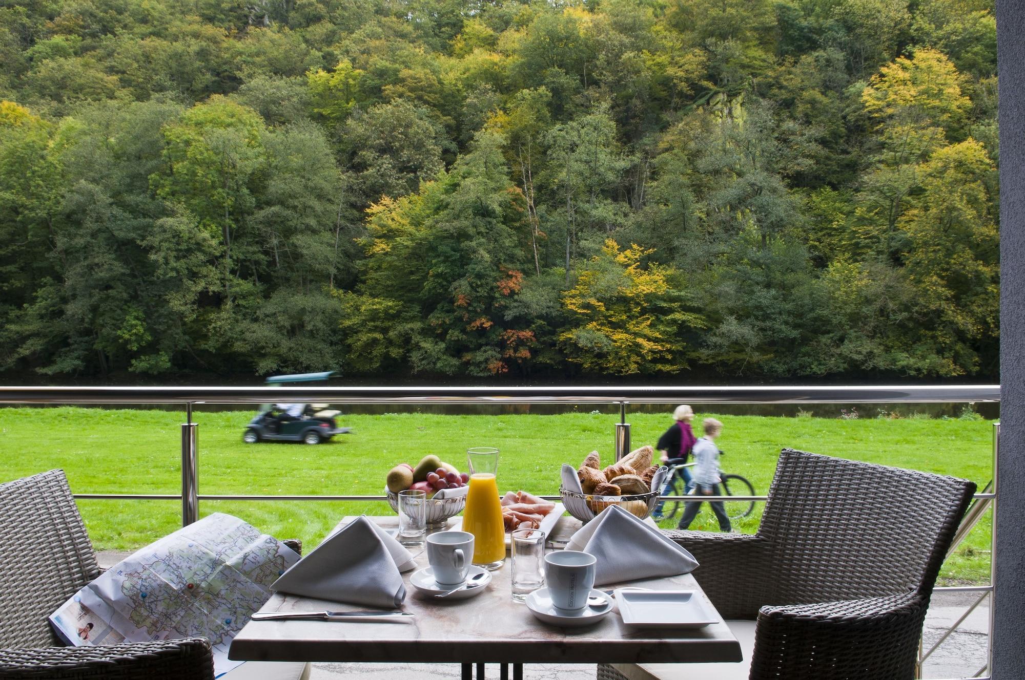 Cocoon Hotel La Rive, Diekirch
