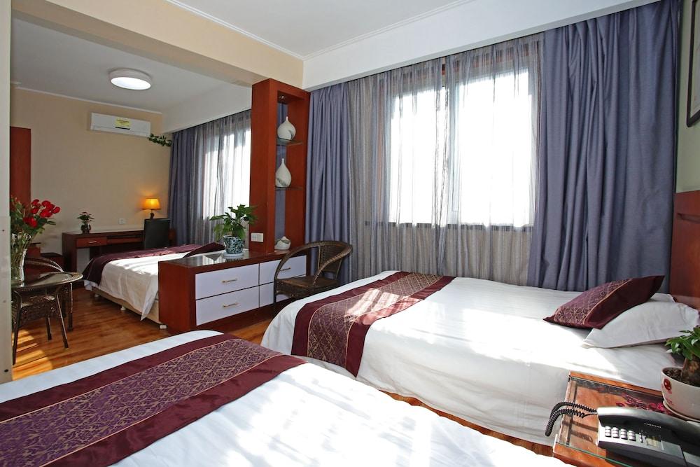 ハンヂョウ ボカイ ウェストレイク ホテル