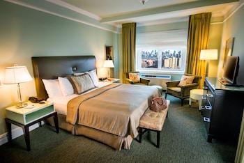 Deluxe Suite, 1 Bedroom (King)