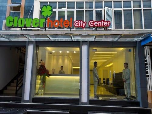 Clover City Center, Yangon-W
