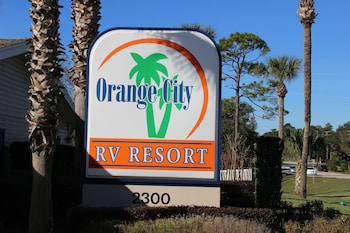 Hotel - Orange City RV Resort