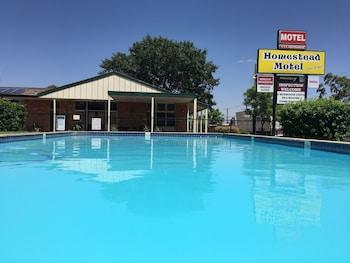 家庭旅館汽車旅館 Homestead Motel