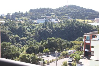 Choi Hostel Jeju - Balcony View  - #0