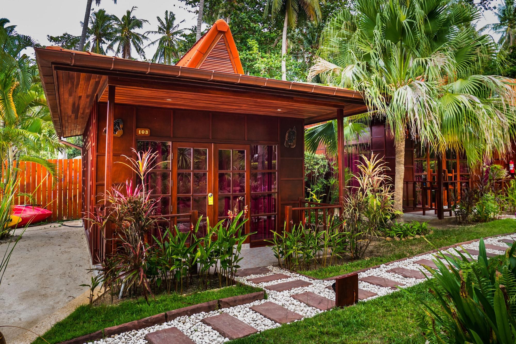 Cyana Beach Resort, Ko Phangan