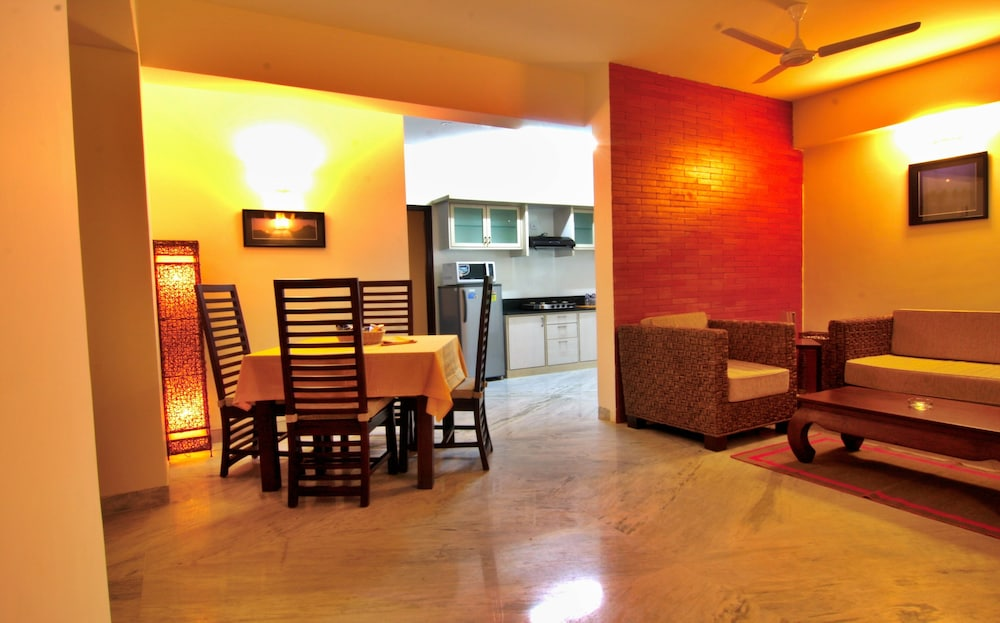 Hotel Maple Suites Serviced Apartments