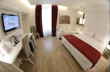 Hotel - Tullia e Prisca Relais