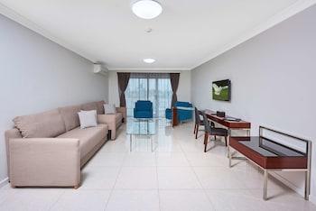 Executive Apartment, Non Smoking, Balcony