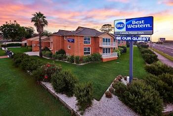 貝斯特韋斯特卡蘇拉汽車旅館 Best Western Casula Motor Inn