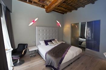 Family Quadruple Room, 2 Bedrooms, City View