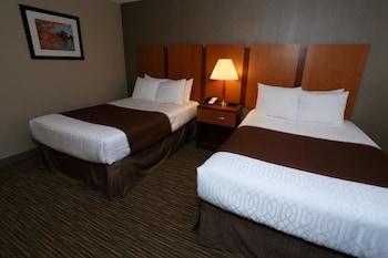 Standard Oda, 2 Çift Kişilik Yatak, Sigara İçilmez, Buzdolabı Ve Mikrodalga