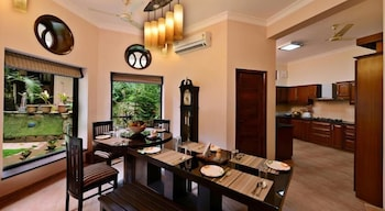 Presidential Suite, 2 Bedrooms, Kitchen, Ground Floor