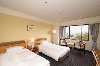 スタンダード ツインルーム 喫煙可|ホテルニューオータニ佐賀