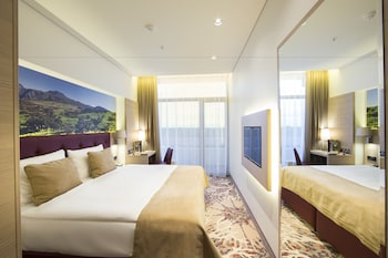 Standard Double Room (incl. SPA access)