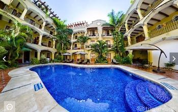 Hotel - Hacienda Real del Caribe