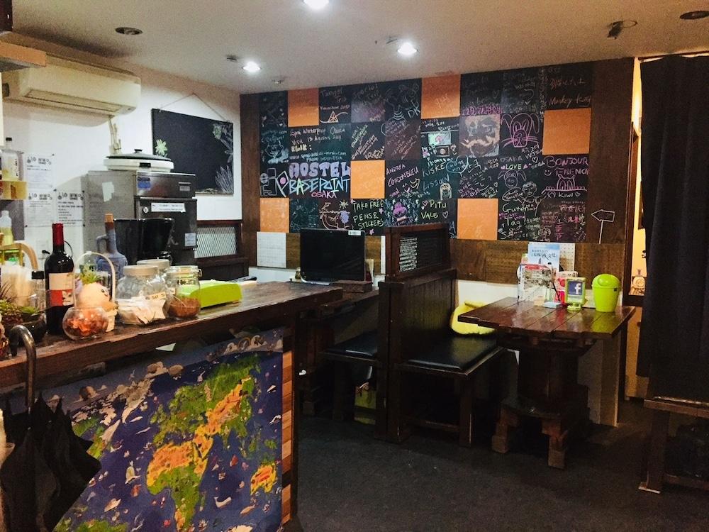 ホステル ベース ポイント 大阪