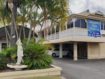 亞歷山大公園汽車旅館 Alexandra Park Motor Inn