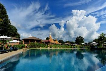 Hotel - Bagan Thiripyitsaya Sanctuary Resort