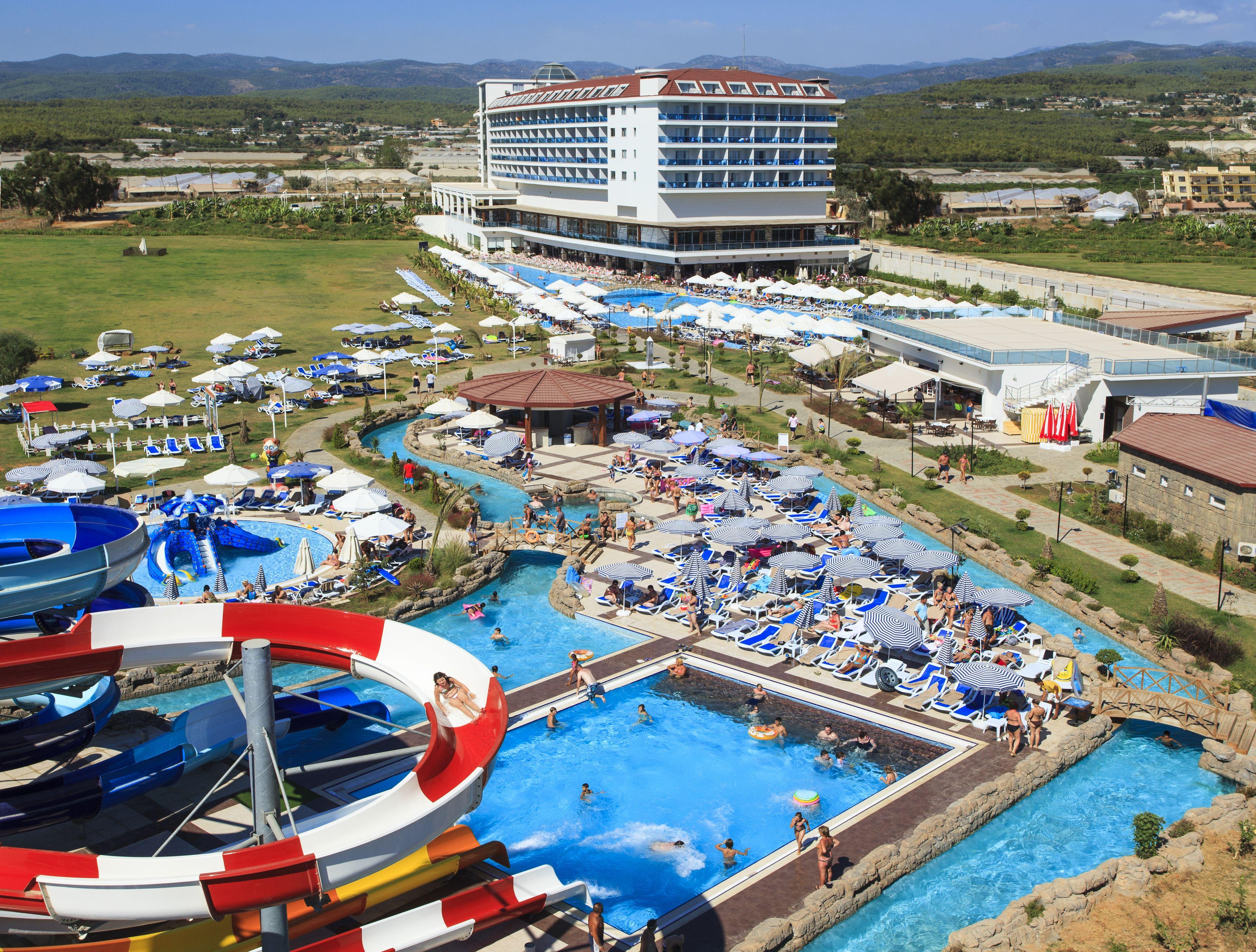 Kahya Aqua Resort And Spa