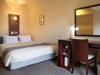スーペリア ダブルルーム 禁煙|16㎡|奈良ロイヤルホテル