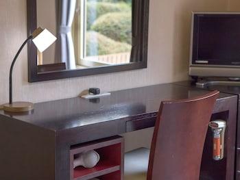 スーペリア ダブルルーム 喫煙可|16㎡|奈良ロイヤルホテル