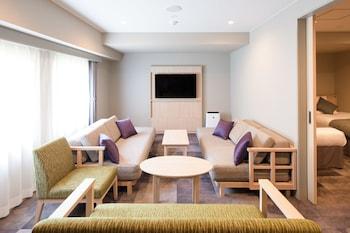 NARA ROYAL HOTEL Living Area