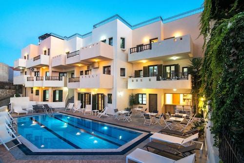 Villa Elite, Crete