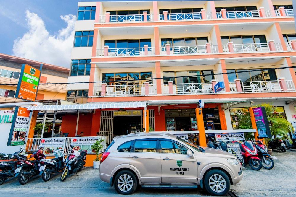 Bauman Ville Hotel, Featured Image